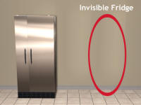 Invisible Fridge